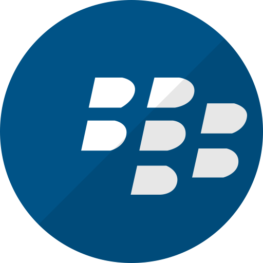 Blackberry, Mobile, Phone, Message, Chat, App Icon