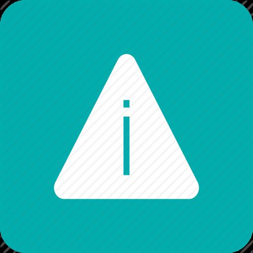 About, Error, Help, Info, Information, Notification Icon