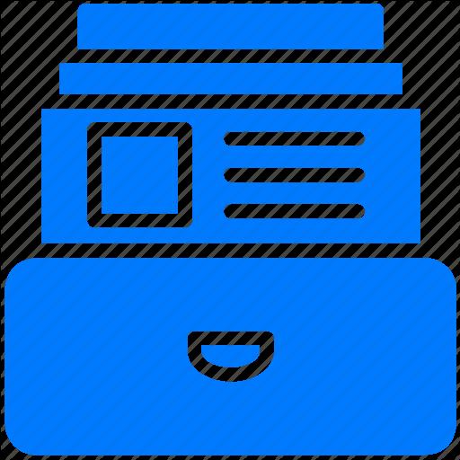 Archive, Bigdata, Cardfile, Data, Files, Info, Storage Icon