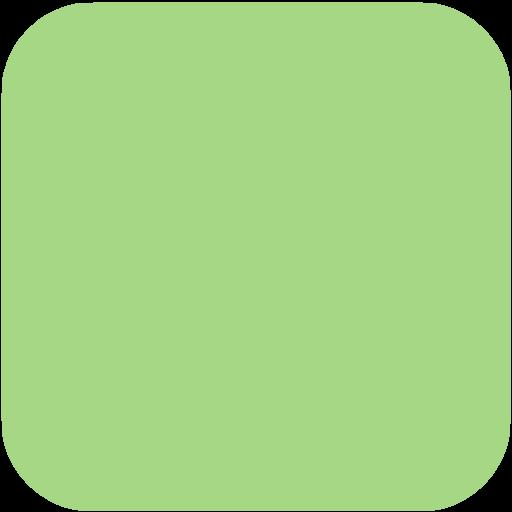 Guacamole Green Square Ios App Icon