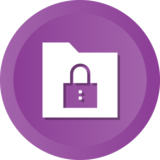 Collection, Folder, Data, Group, Locked, Security, Secure, Lock