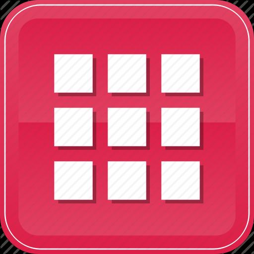 Display, Menu, Mobile, Phone Icon