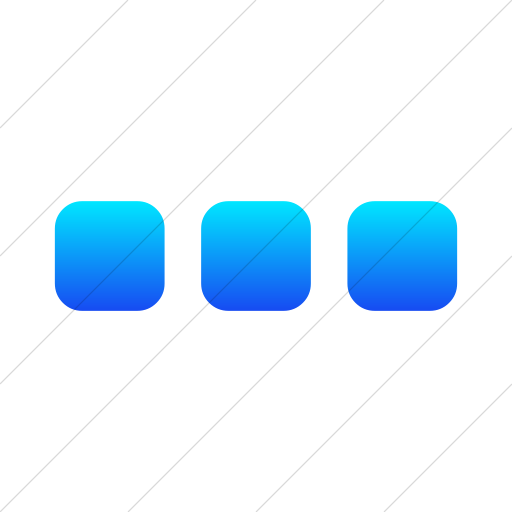 Simple Ios Blue Gradient Bootstrap Font Awesome