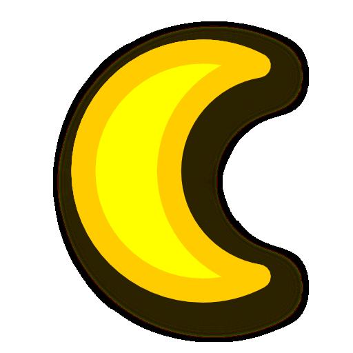 Icon Size Moon