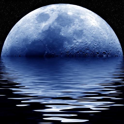 Lunar Watch Full Moon Phase Calendar