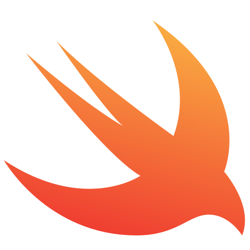 Logo, Apple, Bird, Swift, Code, Ios Icon