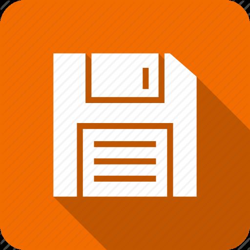 Backup, Data, Disk, Floppy, Save, Storage Icon