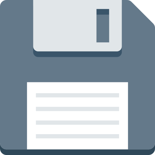 Floppy Disk Save Png Icon
