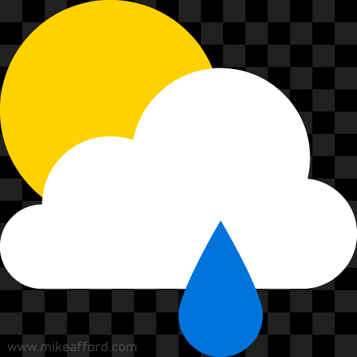 Divinely Proportioned Weather Symbols Mike Afford Media