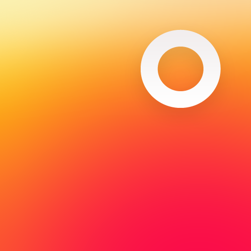 Solar Ios App Icon Simple Icon, Which Reflects The Ui Of The App