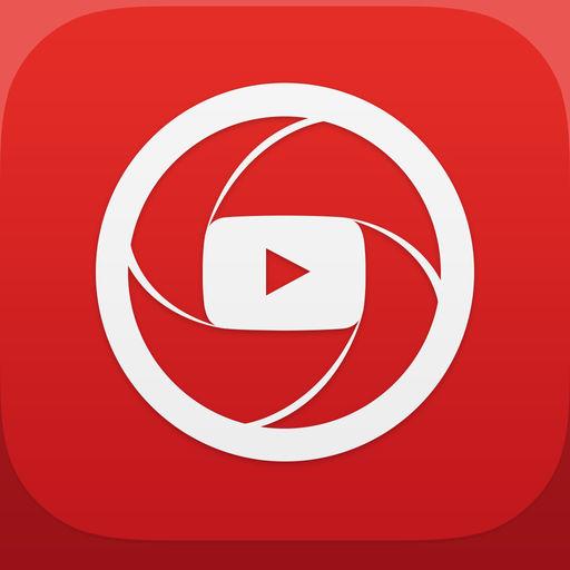 Youtube Capture Ios Icon