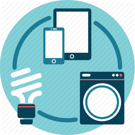 Connection, Devices, Internet Of Things, Iot, Smart, Technology Icon