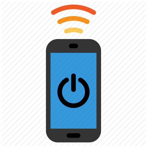 Internet, Iot, Smartphone, Things, Wifi Icon