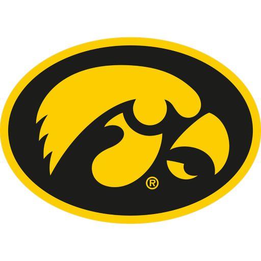 Iowa Hawkeyes Logo Iowa, Logos And Walls