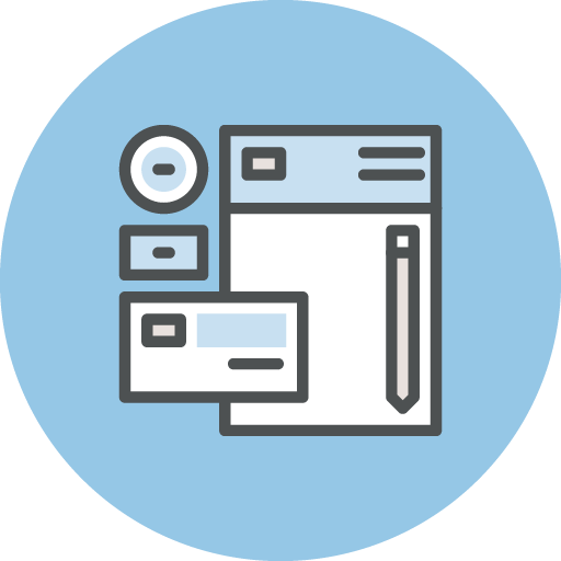Marketing Material Icon