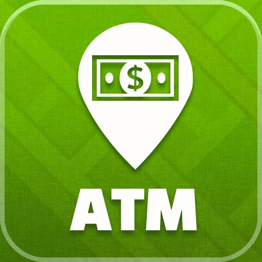 Find My Atm App Icon For Iphone, Ipad, And Ipod Touch Icons