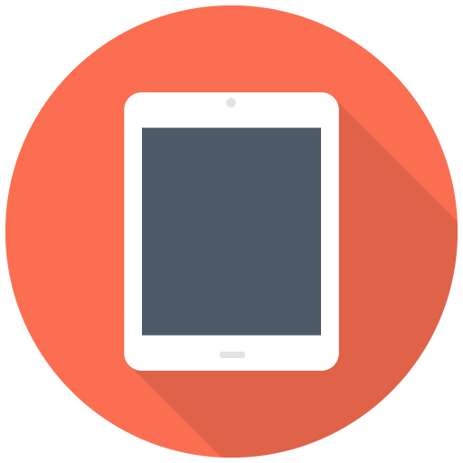 Ipad Icon Free Of Free Flat Multimedia Icons
