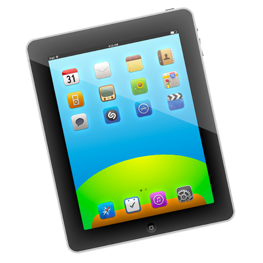 Ipad Day Icon