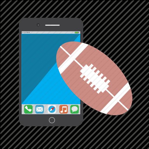 American Football, Apple, Football, Iphone, Iphone Plus, Nfl
