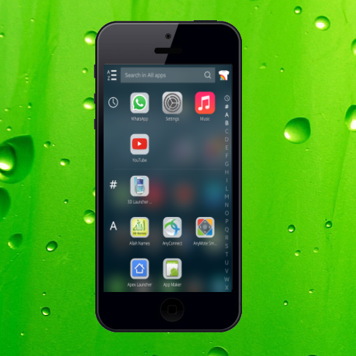 Launcher For Iphone Apk