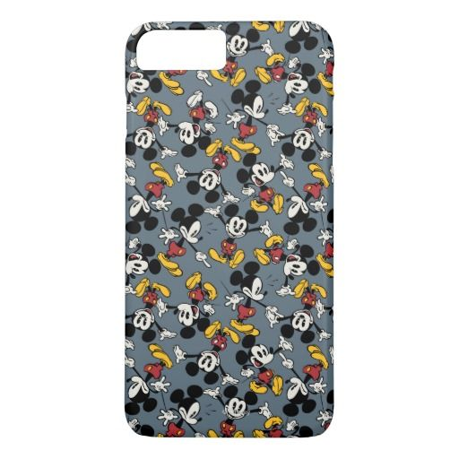 Main Mickey Shorts Blue Icon Pattern Case Mate Iphone Case