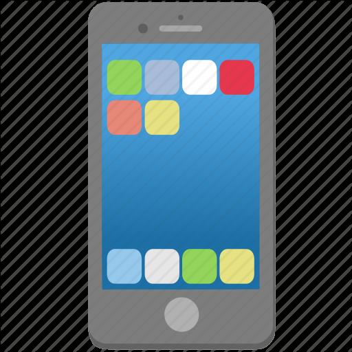 App, Apps, Iphone, Phone, Smartphone Icon