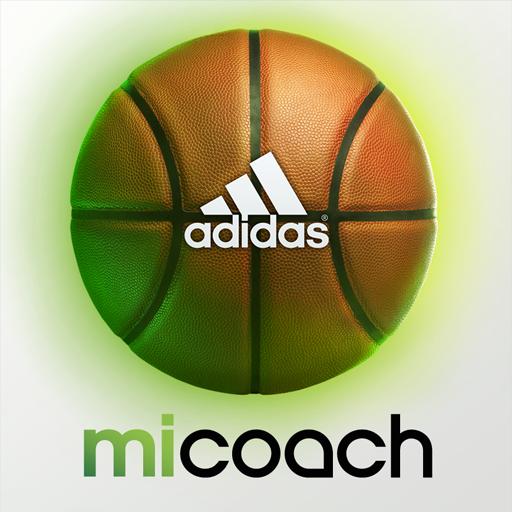 Adidas Micoach Iphone App Icon Denny