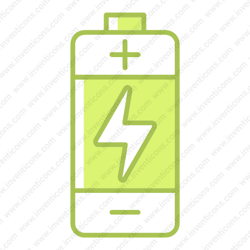 Download Battery,charger,electric,equipment Icon Inventicons