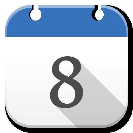 Apps Google Calendar C Icon Flatwoken Iconset Alecive