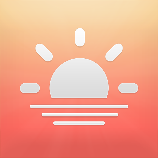 Sunrise Calendar Ios App Icon Icons Sunrise Calendar, Sunrise