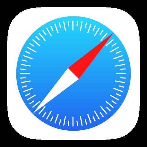 App, Apple, Browse, Browser, Compass, Mobile, Safari Icon