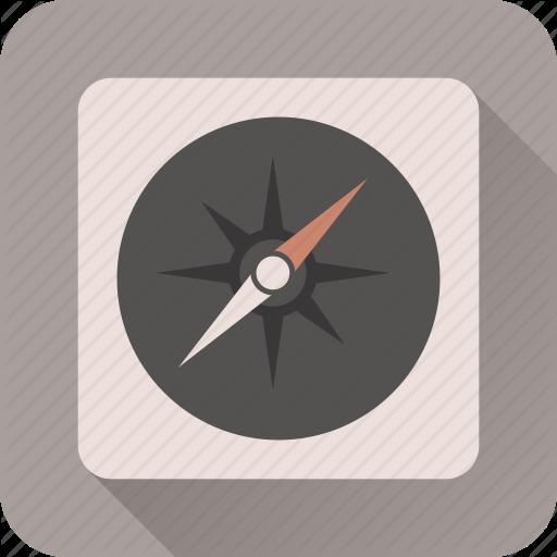 Browser, Compass, Find, Ios, Safari, Search Icon