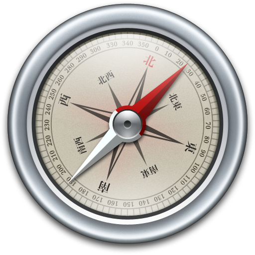 Compass Icon Compass Iconset Mcdo Design
