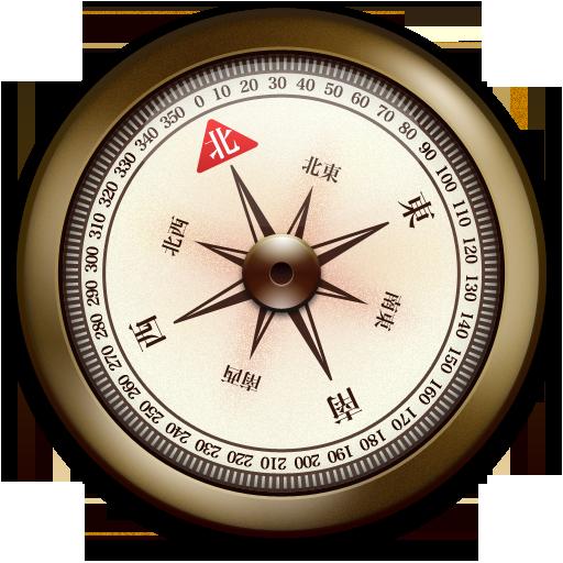 Compass Iphone Icon Compass Iconset Mcdo Design