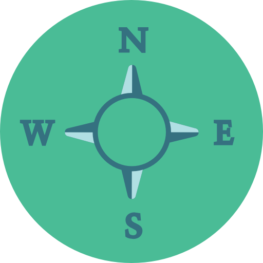Compass, Orientation, Location, Direction, Tools And Utensils