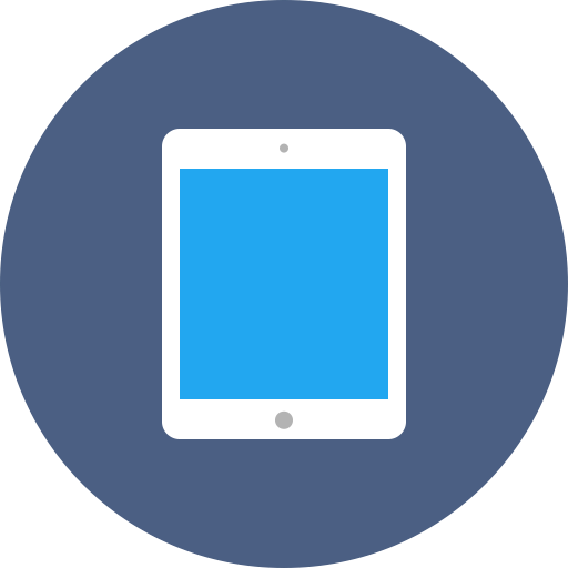 Internet, Smartphone, Tablet, Ipad, Iphone Icon