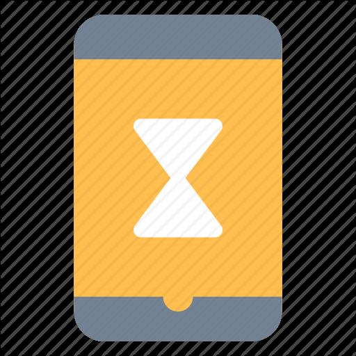 Loading, Mobile, Progress Icon