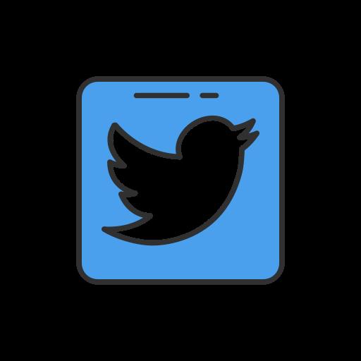 Twitter, Bird, Social Media, Twitter Logo Icon