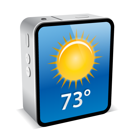 Weather Thermometer Icon Iphone Images