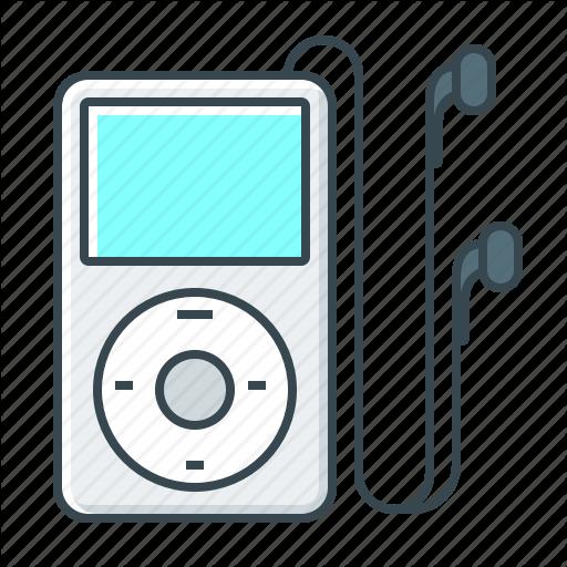 Classic, Devices, Headphones, Ipod, Ipod Classic, Player Icon