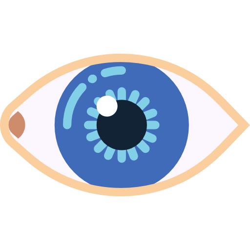 Spiral, Medical, Eye, Body Parts, Ophthalmology, Vision, Eyes