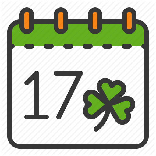 Calendar, Ireland, Irish, Patrick, Saint Patrick, Saint Patrick