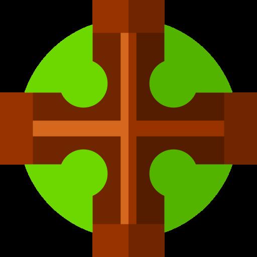 Cross Irish Png Icon
