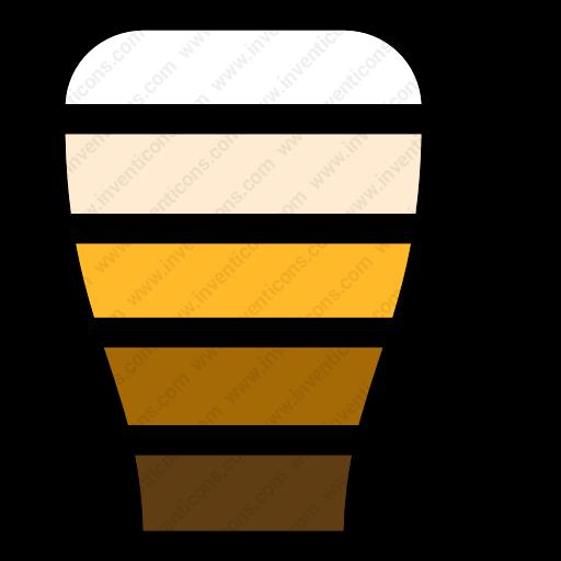 Download Coffeecup,irish,coffee,coffeeshop,hot,food,drink Icon