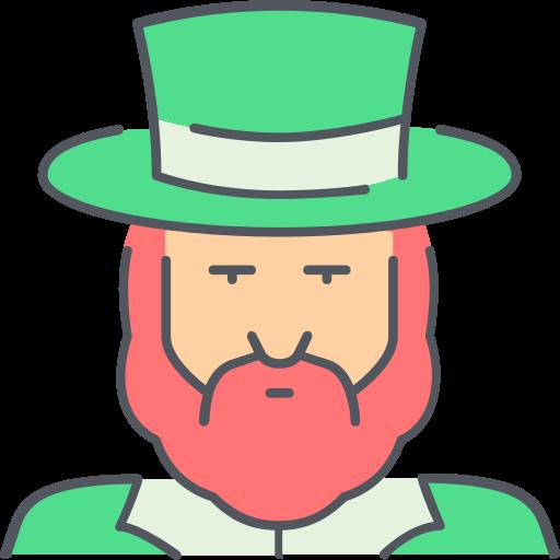 Leprechaun Irish Png Icon