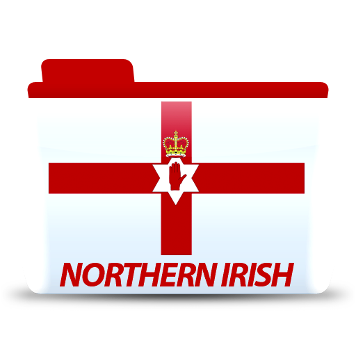 Northern Irish, Folder, Icon Free Of Colorflow Icons