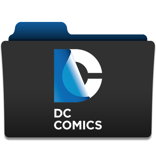 Dc Comics Icon Comic Publisher Folder Iconset Dominicanjoker