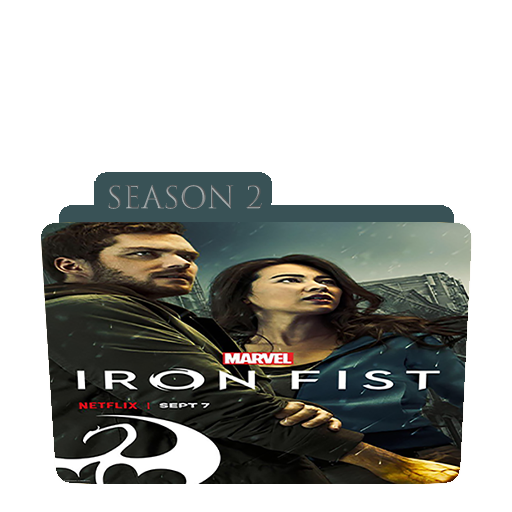 Iron Fist Season Folder Icon