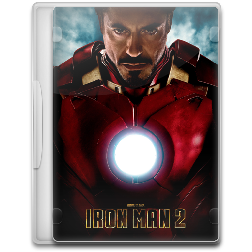 Iron Man Icon Movie Mega Pack Iconset