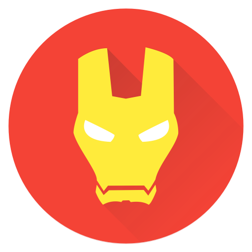 Ironman, Hero, Man, Saver, Superhero, Super, Iron Icon